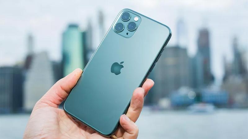 2 mẫu iPhone 11 Pro, 11 Pro Max giảm nhẹ 2.4 triệu