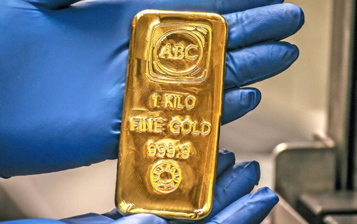 5 ý kiến cho rằng giá vàng giảm
