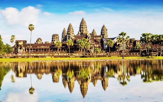 Campuchia - Khám phá di sản văn hóa thế giới